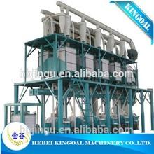 90 tons/24hour durum wheat flour machine/flour mill