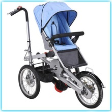 EN 1888 certificate 2014 china supplier foldable bike and stroller