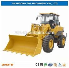 China TOP Brand wheel loader G936L with Yuchai/Deutz diesel engine, Pilot Control