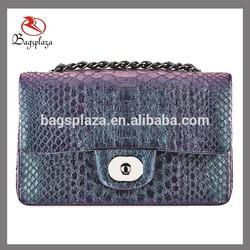china supplier ladies clutch bag metallic color women's purse women bags snake PU leather clutch bag CL9-007 008