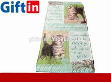 2014 new design microfiber promotional custom printed man sex with animal photo beach towel