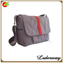 long strap canvas shoulder messenger bag Cross body bag