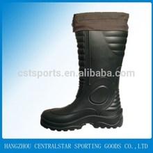 2015 new dark green eva wellington boots for men 1109