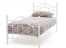 New Single Pink Girls Princess Metal Bed Frame 3FT Children Bedstead Beds
