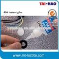 Adhesivo de cianoacrilato Loctit 496 pegamento MSDS