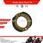 Long Service Chinese Motorcycle Parts Brake Shoe ATV