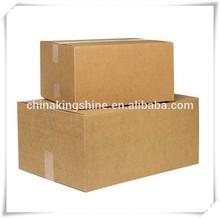 wholesale packaging corrugated paper box cardboard package