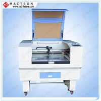 Acrylic And Pipe Architectural Model Laser Cutting And Engraving Machine 80W