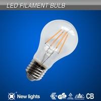 import export germany products Hot Selling Cob Led Filament Bulb A60