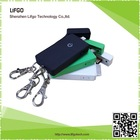 2015 Fashion Design 3-in-1 SYNC Data Cable and Flash Memery Card with Key Ring Power Bank for Mobile phones