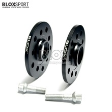Hubcentric Forged Aluminum 7075-T6 Alloy Wheel Adapters for VW GTI 2012