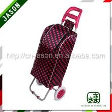 hand trolley folded lightness shopping trolley bag