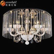 modern black glass chandelier,chandelier ceiling light OMC025-6