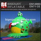 Commercial Inflatable 5m Alfie the Alien Moonwalk