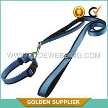 factory custom wholesales leash and collar dog training