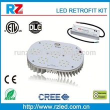 XP-E chip UL approved Meanwell Driver LED Retrofit Kit,replacement led lcd tv screens