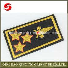 custom woven military uniform badge for government