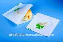 Bread packaging paper bags