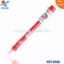 Fancy and cute cartoon custom promotional pens