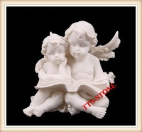Hand Carved Small Marble Stone Child Statue/Sculpture