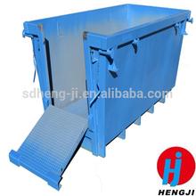 scrap skip bin / merrell bin by truck