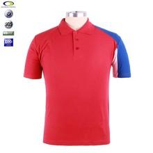 Shenzhen global weiye clothing co ltd PRINTED EMBROIDERED man polo t-shirt