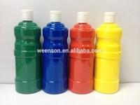 500ml non-toxic non-washable ceramic paint,wooden paint, acrylic paint
