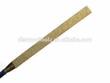 telentool mano herramienta de pulido de archivos triangular