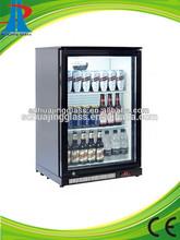 Commercial 50L Beverage Showcase Refrigerator