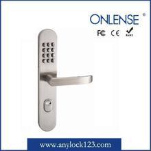 Highest secure safe lock mechanism code system in 2015