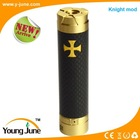 china wholesale Knight mod 18650 black knight mod high quality from YoungJune