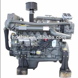 diesel engine gearbox for marine drive