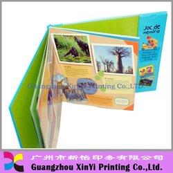 new design printing book printed child book