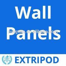Extripod energy savingprecast foam concrete sandwich panel