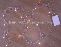 lighted silver bead led light