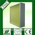 F 5, f 6, f 7, f 8, f9( en779) pannello lavabile media filtro dei media