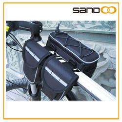 popular shape double pannier bike travel bag