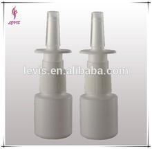 15ml 30ml Medical nose spray/fine nasal spray bottle