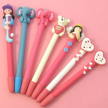 bulk Hot sale plastic Cartoon ballpoint pen