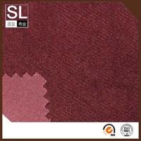 100% Polyester Embossing Dyed Polyester 0.5mm Korea Velvet