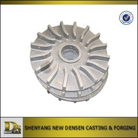 OEM high quality industrial impeller precision investment casting