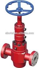 API 6A High Pressure Plate Gate Valves for Christmas Tree/Tubing Head/Casing Head/Manifold