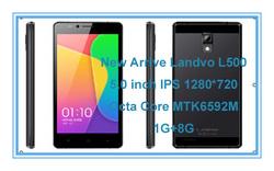 LANDVO L500 Smartphone Android 4.4 MTK6592M 5.0 Inch QHD Screen