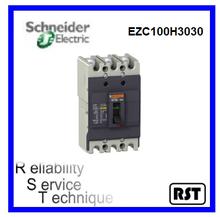 EZC100H3030 3Pole 30Amp Easypact Schnedier Merlin Gerin LOW BREAKING RANGE MCCB Moulded Case Circuit Breaker