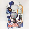 90 tipo de béisbol oemimagen bunny forma bolso del embalaje