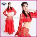 de alta calidad de color 6 rendimiento chino conjunto trajes de baile para las mujeres hscc 5342