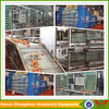 Tanzania layer poultry farm chicken cage for sale (big factory, high quality)