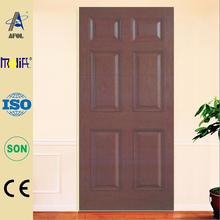 China supplier hot sale & high quality wooden fiberglass door