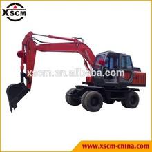 Hot style chinese cheap mini custom used excavator