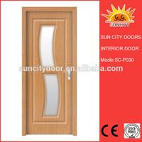 Pvc Coated Door, Pvc Door Sandwich Panel, Pvc Door Panel SC-P030